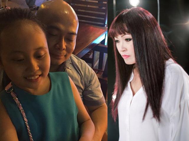 Phương Thanh bất ngờ chia sẻ bố của bé Gà đã mất cách đây 1 năm