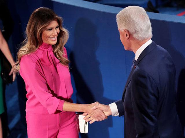 6 bộ cánh đẹp không thể chê của Melania Trump nhưng vẫn bị dân Mỹ chỉ trích tơi bời