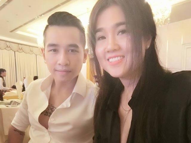 Sao Việt 24h: Chị gái Ngọc Trinh hạnh phúc cùng bạn trai đi dự đám cưới
