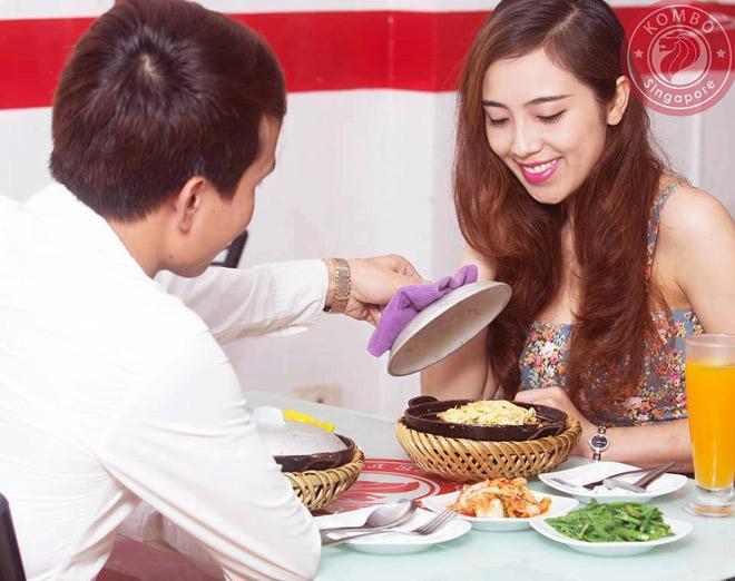 Thổn thức với ẩm thực, không gian đậm chất Singapore giữa lòng Hà Nội