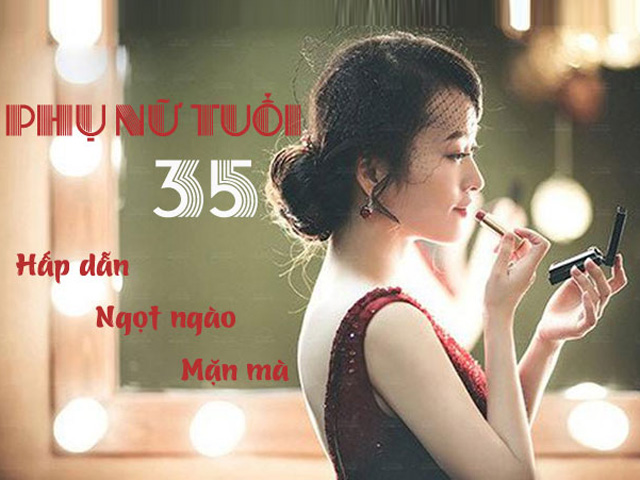 Top 5 bí quyết sống còn để phụ nữ tuổi 35 mặc đẹp, trẻ trung như gái 25