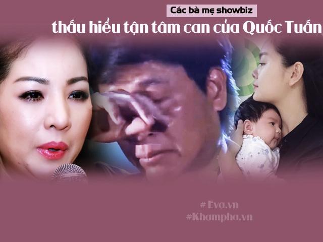 Cùng phận nuôi con, Thúy Nga khóc hơn 10 lần, Phạm Quỳnh Anh cúi đầu chịu thua Quốc Tuấn