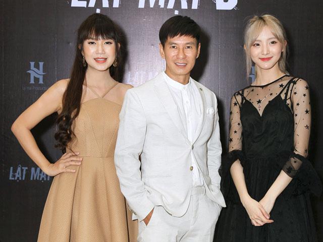 Lý Hải - Minh Hà móc hầu bao mời hot girl Thái Lan về Việt Nam đóng phim