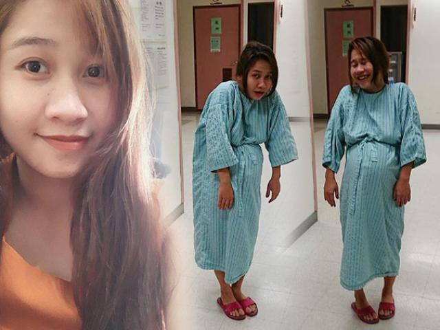 Cô dâu Việt lấy chồng Đài Loan, nghĩ mình đẹp mà đi đẻ chồng chụp hình cho tưởng con ma