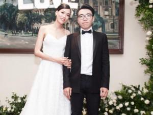 Sinh con xong, Nguyễn Hợp Next Top mới chính thức làm đám cưới