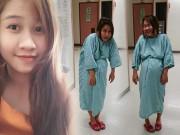"""Cô dâu Việt lấy chồng Đài Loan, nghĩ mình đẹp mà đi đẻ chồng chụp hình cho  """" tưởng con ma """""""