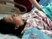 Con sinh ra bị bại não, mẹ đau đớn khi biết nguyên nhân do việc đã làm lúc mang thai