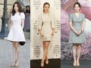 Thời trang - Cách mặc để tăng 10cm chiều cao của Song Hye Kyo