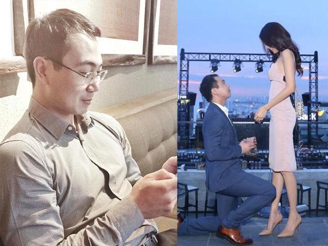Lan Khuê công khai đánh dấu chủ quyền với bạn trai đại gia sau màn cầu hôn lãng mạn