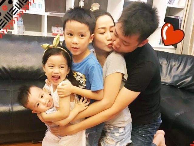 Bà mẹ 3 con Ốc Thanh Vân quá khó tính hay chồng cô không tinh tế đối với vợ?
