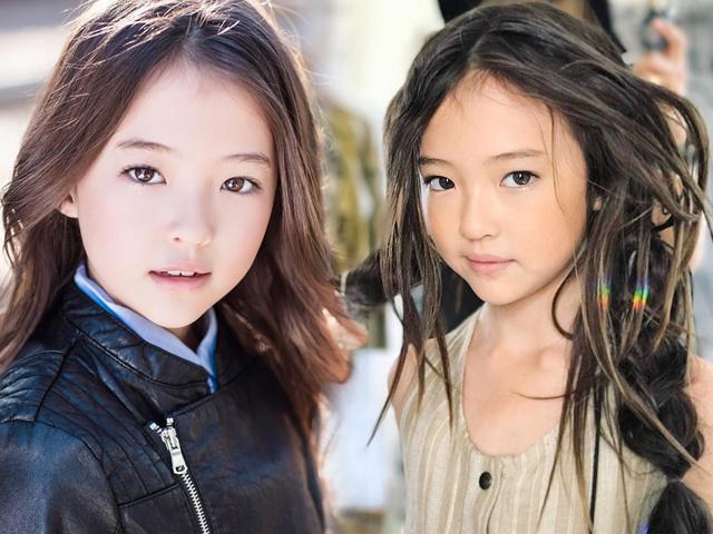 Thiên thần lai 10 tuổi trở thành Mẫu nhí đẹp nhất thế giới vì gương mặt như một kiệt tác