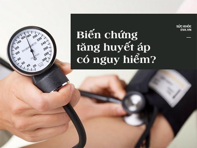 Biến chứng tăng huyết áp như thế nào? Có nguy hiểm không?