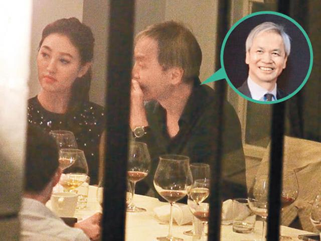Mới 23 tuổi, Á hậu Hong Kong quyết định kết hôn với người đàn ông góa vợ đã 66 tuổi