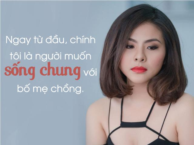 Nàng dâu may mắn Vân Trang: Bố mẹ chồng rất thoáng, không đòi hỏi tôi phải vào bếp nấu nướng