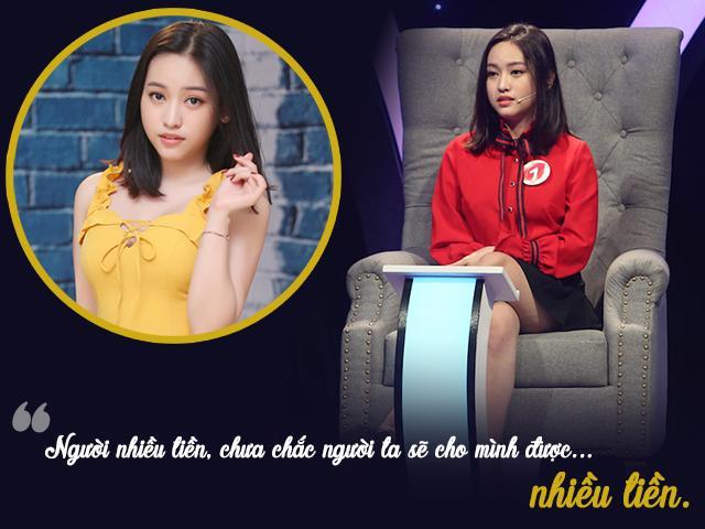 Tình địch cũ của Midu gây sốc với câu trả lời trên truyền hình về người yêu
