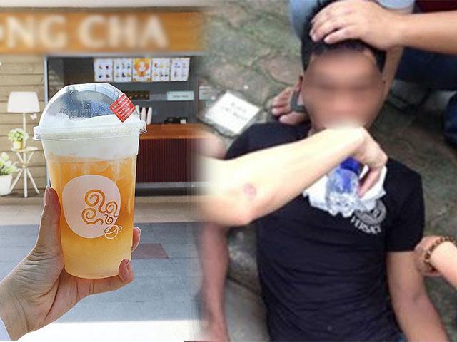 Bạn gái đòi uống trà sữa, anh chàng ngất xỉu vì đi hơn 10km dưới trời nắng 40 độ