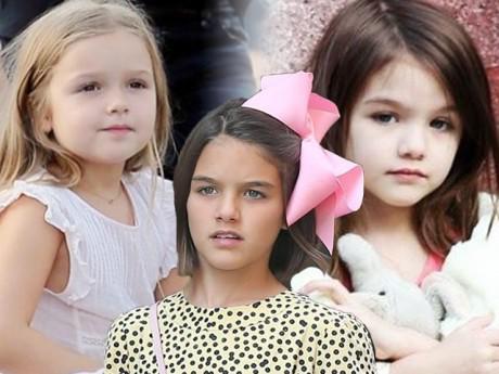 Suri Cruise - Harper Beckham: Hai cô công chúa Hollywood với hai số phận hoàn toàn trái ngược