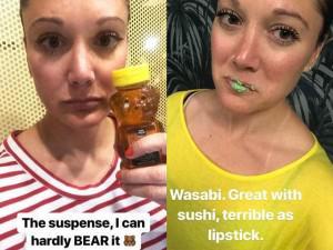 Thử bơm môi bằng phương pháp tự nhiên, cô gái nhận kết quả đáng thất vọng