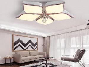 Những kiểu đèn trang trí phòng khách đẹp hiện đại nhất hiện nay, không mua quá tiếc
