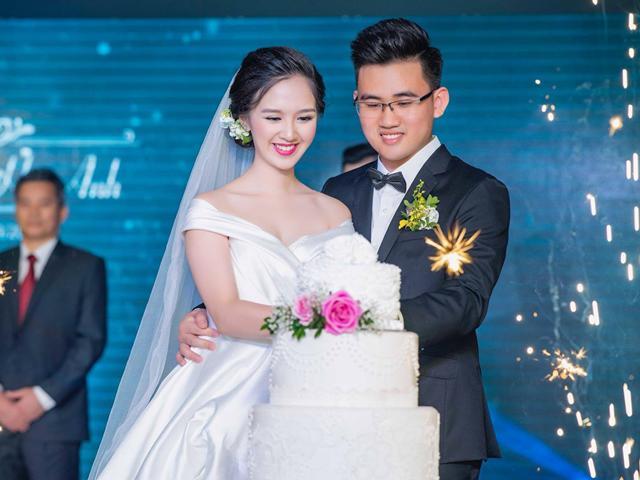 Sao nhí một thời của Bánh đúc có xương giờ đã lấy chồng, đẹp như công chúa trong đám cưới