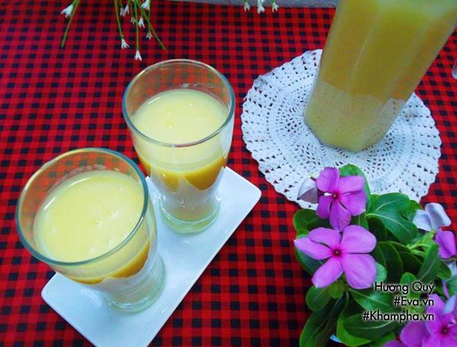 Cách làm sữa đậu xanh ngon mát, bổ dưỡng cả nhà ai cũng thích - 9