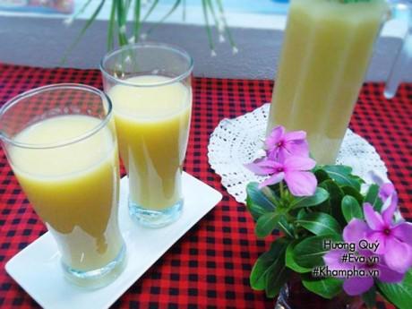 Cách làm sữa đậu xanh ngon mát, bổ dưỡng cả nhà ai cũng thích