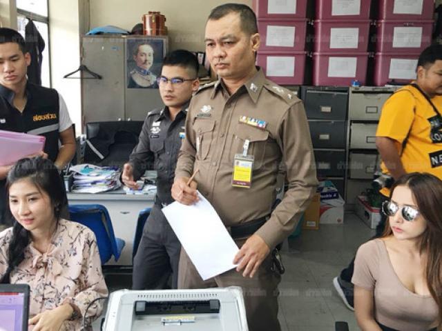 Loạt chân dài, diễn viên nổi tiếng Thái Lan bị bắt giữ vì dính líu cá độ World Cup