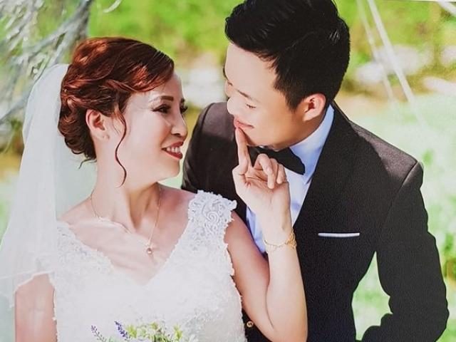 Chàng trai 26 lấy vợ 61 tuổi lần đầu lên tiếng: Chỉ xa nhau một ngày cũng thật khó khăn