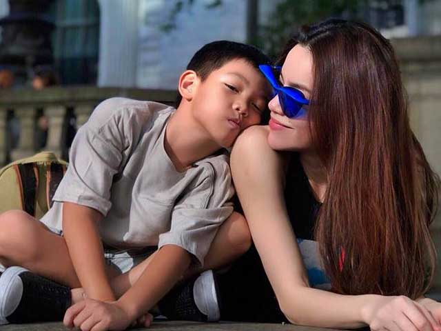 Subeo muốn ở lại Mỹ sống, Hồ Ngọc Hà nói con và mình lộ bản chất y chang