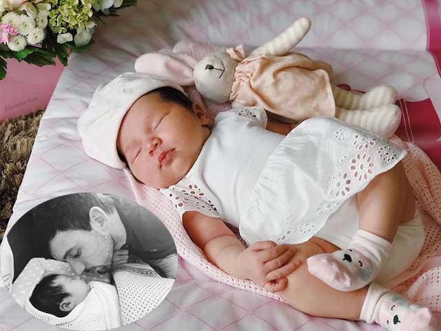 Sao Việt 24h: Hà Anh khoe khoảnh khắc ngọt ngào của thiên thần lai Tây hơn 10 ngày tuổi