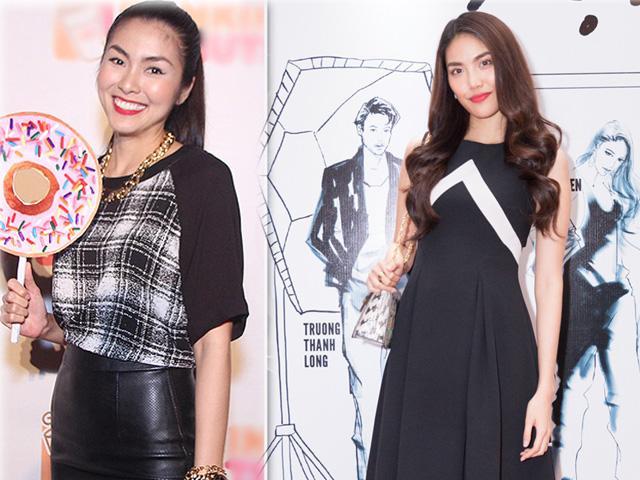 Tiền tiêu không hết, Tăng Thanh Hà, Lan Khuê hay Song Hye Kyo vẫn không ngại tái chế váy áo