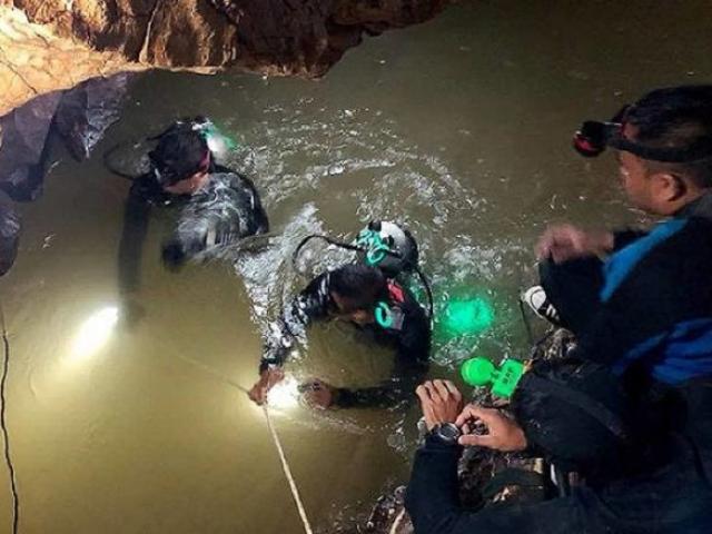Cập nhật giải cứu đội bóng Thái Lan: Đã có chính thức 8 người được cứu