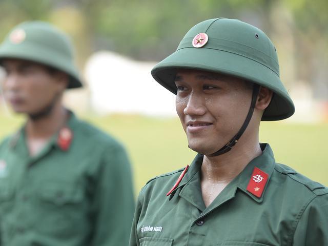 Sao Nhập Ngũ: Mr Cần Trô Xuân Nghị chia sẻ lý do vào quân đội vì anh rể