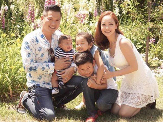 Đây là cách Jennifer Phạm dạy dỗ khéo léo khiến con riêng quý cha dượng như cha đẻ