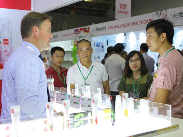 Sắp diễn ra triển lãm làm đẹp quy mô quốc tế nhất Việt Nam