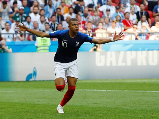 Choáng với tốc độ kiếm tiền của Mbappe - thần đồng World Cup của đội tuyển Pháp