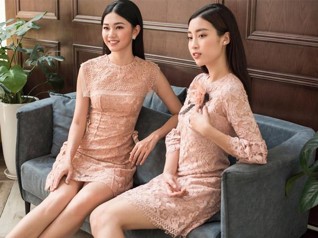 Đã đẹp ngang ngửa giờ lại mặc như sinh đôi, Đỗ Mỹ Linh và Thanh Tú khiến fans hoa mắt