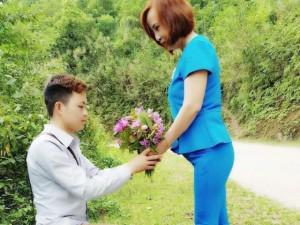 Vợ 62 tuổi lấy chồng 26 tuổi: Hé lộ người phát tán thông tin lên mạng