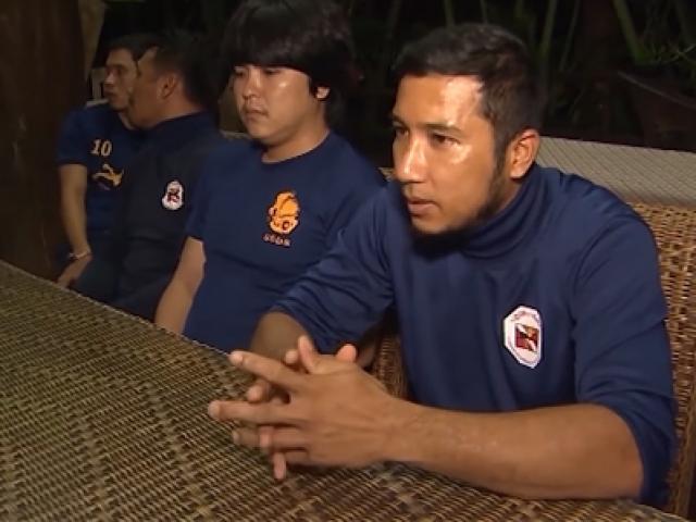 Thắt ngực nghe thợ lặn kể chuyện giải cứu đội bóng Thái Lan