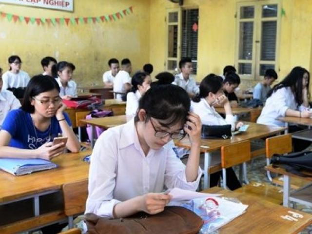 Hé lộ về bài thi Ngữ Văn đạt 9,75 điểm trong kỳ thi THPT Quốc gia 2018