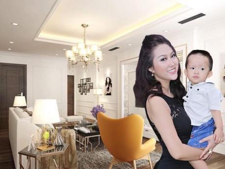 Phi Thanh Vân livestream khoe rèm cửa nhà 10 tỷ, nhưng ai cũng chú ý đến nội thất xa hoa