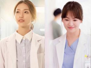 Sau Nhã Phương, cư dân mạng tiếp tục so sánh nhan sắc của Khả Ngân với Song Hye Kyo