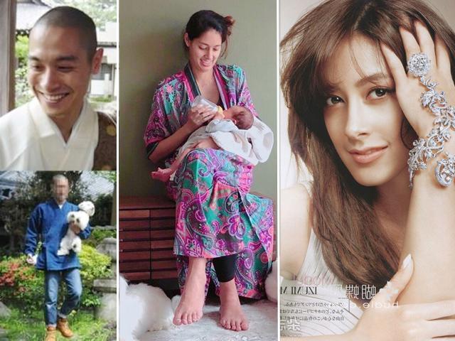 Sau tin yêu nhầm người có vợ, Hoa hồng lai Nhật Bản kết hôn, sinh con với nhà sư