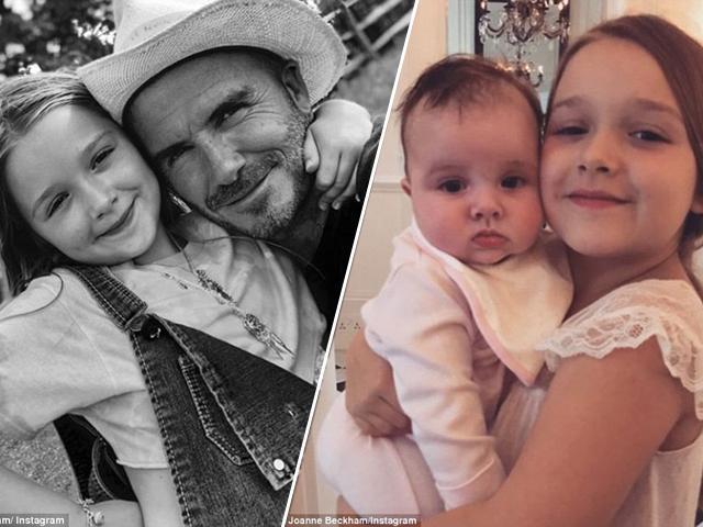 Không còn nghi ngờ gì nữa tiểu công chúa Harper Beckham đã lớn thật rồi!