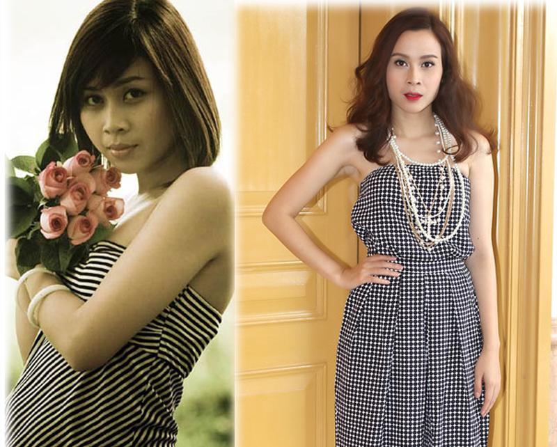 Bà mẹ 2 con Lưu Hương Giang đã có màn lột xác ngoạn mục khi giảm cân.