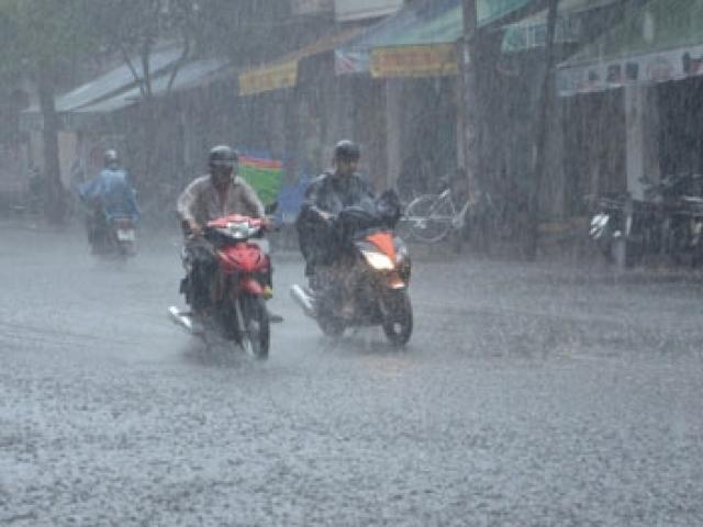 Tin mới thời tiết 13/7: Cuối tuần miền Bắc có mưa lớn, thời tiết mát mẻ