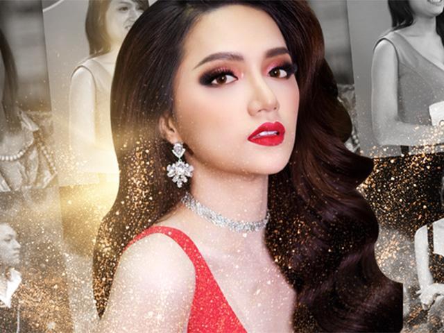 Hoa hậu Hương Giang ngầm khẳng định đẹp tự nhiên,không dao kéo nhờ hành động này?