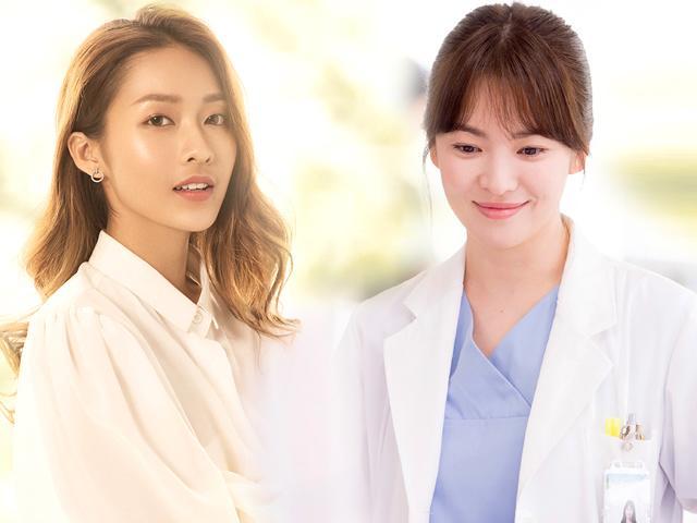 Lời khen không tưởng từ Hàn: Nữ chính Hậu Duệ Mặt Trời Việt đẹp hơn cả Song Hye Kyo!