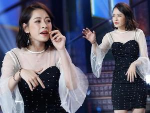 """Từng bị vùi dập vì hát live """"thảm họa"""", Chi Pu lại thể hiện trước mặt Lại Văn Sâm!"""