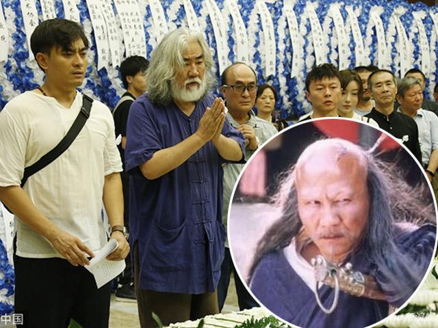 Đám tang nam diễn viên ác nhất Trung Quốc: Loạt nghệ sĩ hàng đầu buồn rầu tới viếng